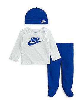 Nike - Unisex Tee, Footed Pants & Hat Set - Baby