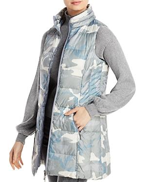 Packable Long Down Vest