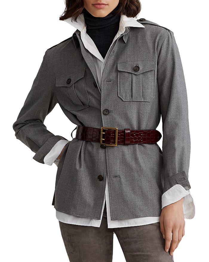 Ralph Lauren - Italian Flannel Utility Jacket