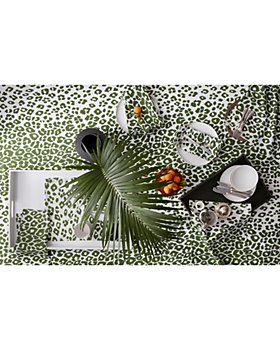 Matouk - Iconic Leopard Table Collection