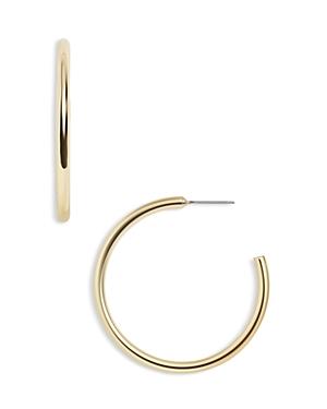 Baublebar Tana Medium C Hoop Earrings in Gold Tone