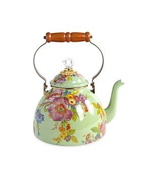 Mackenzie-Childs - Flower Market 3 Quart Tea Kettle