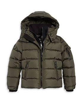 SAM. - Unisex Matte Glacier Puffer Coat - Little Kid