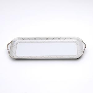 Haviland Claire De Lune Arch Oblong Cake Plate
