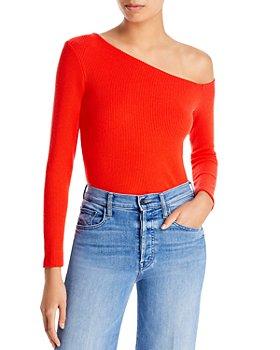 LNA - Scene One Shoulder Sweater
