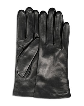 Portolano - Cashmere Lined Leather Gloves (63% Off) - Comparable Value $135