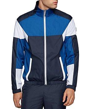 BOSS - Colorblocked Water Repellent Jacket