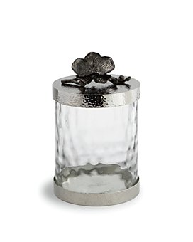 Michael Aram - Michael Aram Black Orchid Canister, Small
