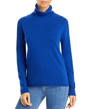 Majestic Filatures - Cashmere Mock Neck Sweater