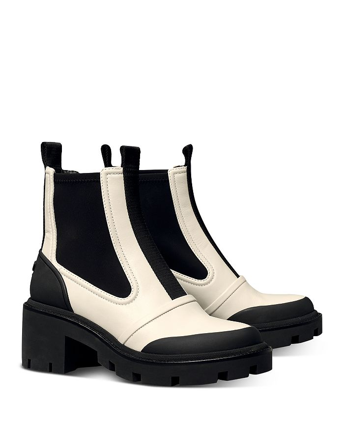 Tory Burch - Women's Chelsea Lug Sole Ankle Boots