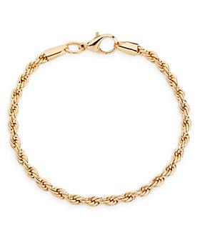 AQUA -  Twisted Chain Bracelet - 100% Exclusive