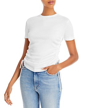 Helmut Lang - Laced Sides Tee