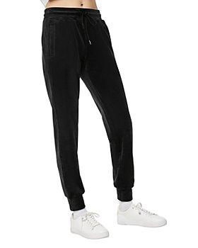 Marc New York - Velvet Jogger Pants
