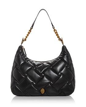 KURT GEIGER LONDON - Kensington Soft Quilted Leather Hobo