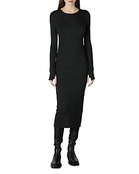 Enza Costa - Ribbed Knit Midi Dress