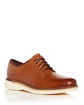 Cole Haan - Men's Grand Postman Plain Toe Oxfords