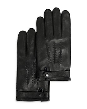 Ted Baker - Leather Top Stitch Gloves