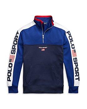 Ralph Lauren - Boys' Polo Sport Fleece Sweatshirt - Big Kid