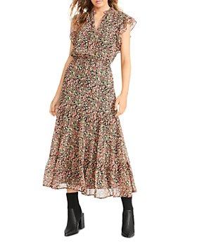 BB Dakota x Steve Madden - Darcy Floral Maxi Dress