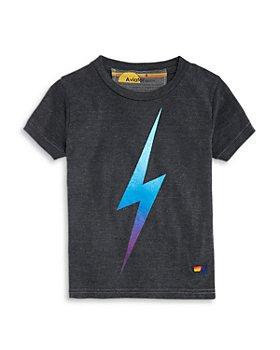 Aviator Nation - Unisex Lightning Bolt Tee, Little Kid, Big Kid - 100% Exclusive