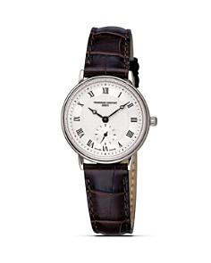 """Frédérique Constant """"Slim Line"""" Quartz Watch, 28mm - Bloomingdale's_0"""