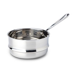 All Clad Stainless Steel 3 Quart Universal Double Boiler Insert - Bloomingdale's_0