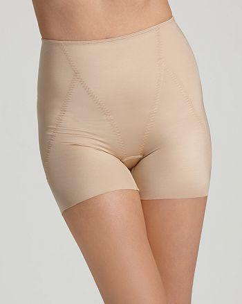 c3b918ebb SPANX® Girl Shorts - Slimplicity Butt Boost #1038   Bloomingdale's