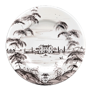 Juliska Country Estate Flint Dinner Plate Main House