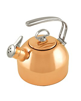 Chantal - 2.5-Quart Classic Copper Kettle