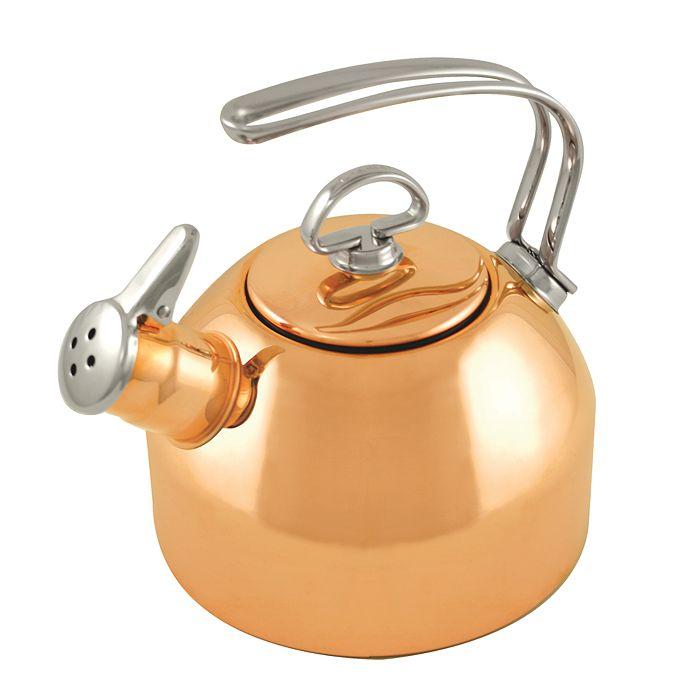 Chantal - 2.5-Quart Classic Copper Kettle