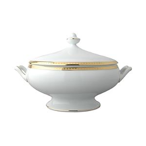 Bernardaud Athena Covered Vegetable Bowl-Home