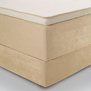 new product ee409 0a55b Tempur-Pedic Allura Bed California Mattress & Box Spring Set ...