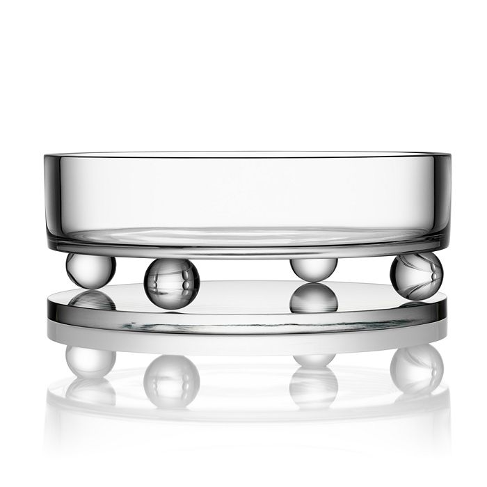 Orrefors - by Karl Lagerfeld Round Bowl