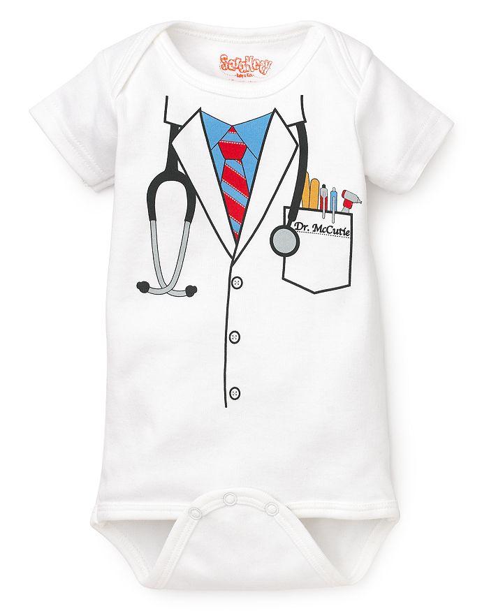 Sara Kety - Boys' Doctor Bodysuit - Baby