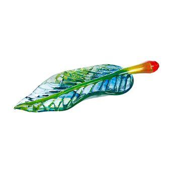 Kosta Boda - My Wide Life Leaf Sculpture
