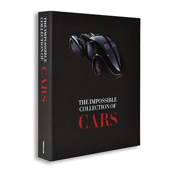 ASSOULINE - The Impossible Collection of Cars Book