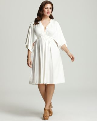 White Dresses Plus Size Ibovnathandedecker