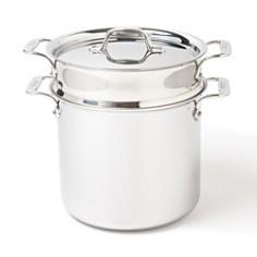 All Clad Stainless Steel Pasta Pentola - Bloomingdale's_0