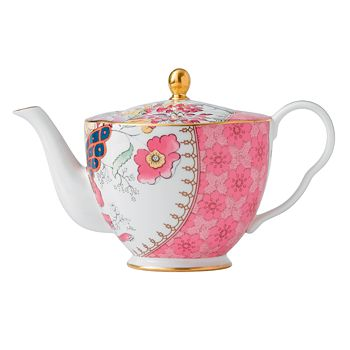 Wedgwood - Butterfly Bloom Ceramic Teapot