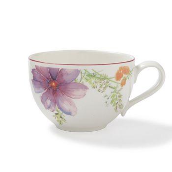 """Villeroy & Boch - """"Marisfleur"""" Tea Cup"""