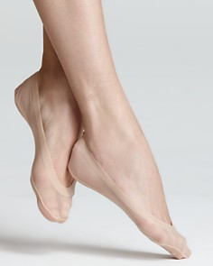 HUE Perfect Edge Liner Socks - Bloomingdale's_0