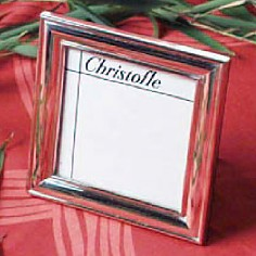 "Christofle ""Albi"" Sterling Silver 5""x7"" Picture Frame - Bloomingdale's_0"