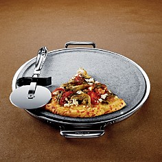 All-Clad - Pizza Grilling Stone Set