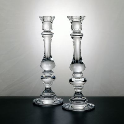 """Weston"" 11"" Candlestick Pair"