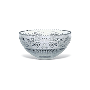 Baccarat Clear Arabesque Bowl