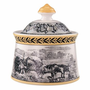 Villeroy & Boch - Audun Ferme Sugar Bowl