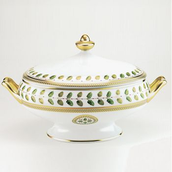 Bernardaud - Constance Covered Vegetable Dish