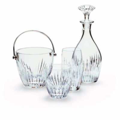 Massena Round Whiskey Decanter