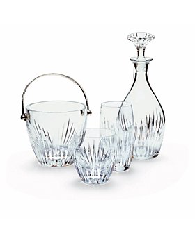 Baccarat - Massena Barware Collection