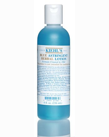 Kiehl's Since 1851 - Blue Astringent Herbal Lotion 8.4 oz.
